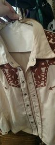 Scully Western Button up